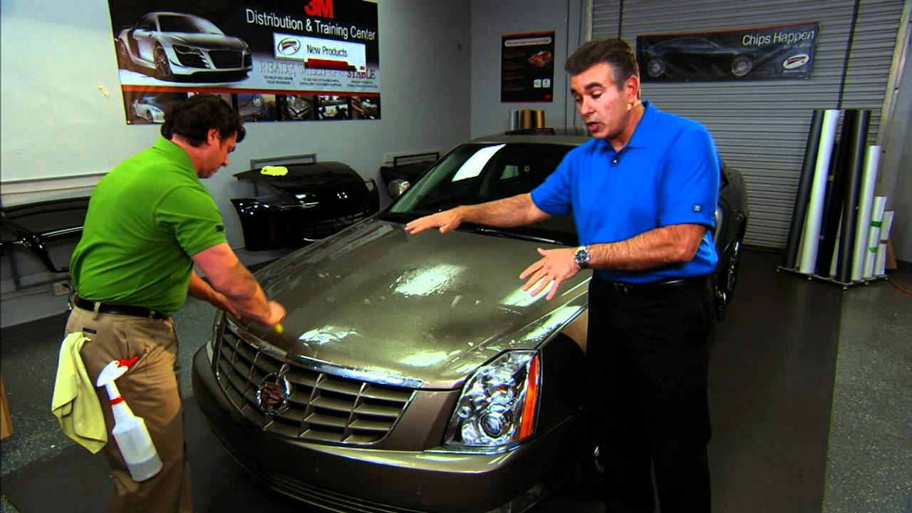 3m scotchgard paint protection film an inside look at how to protect your paint youtube
