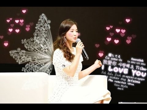 [Engsub] 131116 Song Hye Kyo 20th Anniversary Fanmeeting (SJK, YAI cut)