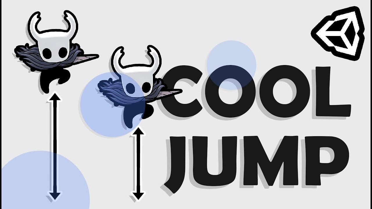 HOLD JUMP KEY TO JUMP HIGHER - 2D PLATFORMER CONTROLLER - UNITY TUTORIAL