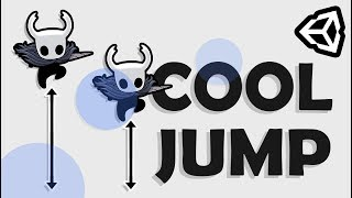 Hold Jump Key To Jump Higher - 2d Platformer Controller - Unity Tutorial