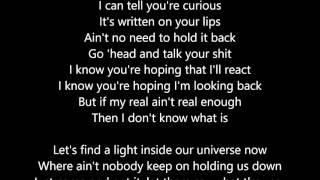 Ariana Granda - Focus - Lyrics Scrolling