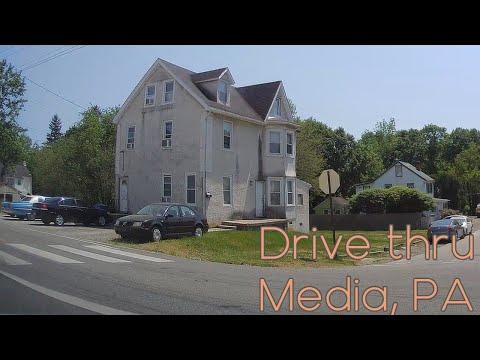 A DRIVE THRU MEDIA, PA