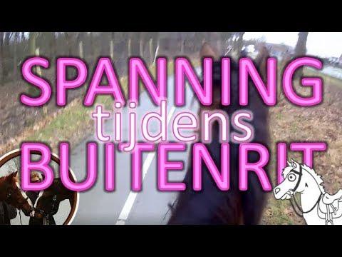 Buitenrit   Vrolex is gespannen   Horse Around