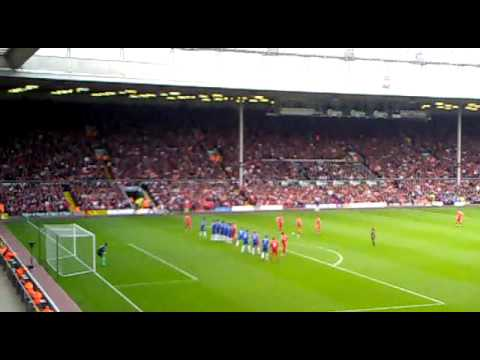 John Terry's Ma' She Loves The Scouse C**K  Liverpool v Chelsea 2/5/2010
