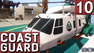 COAST GUARD #10 der KRANFÜHRER lügt See Adventure Simulation deutsch german