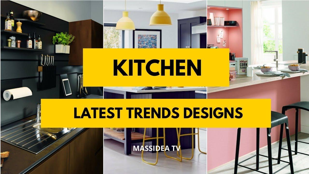 75+ Latest Trends Kitchen Designs 2018