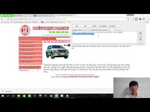 cách khai thác lỗi và hack website - Hướng dẫn khai thác lỗi SQL injection (Hacking website)
