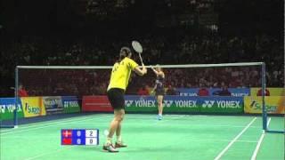 badminton england yonex all england 2009