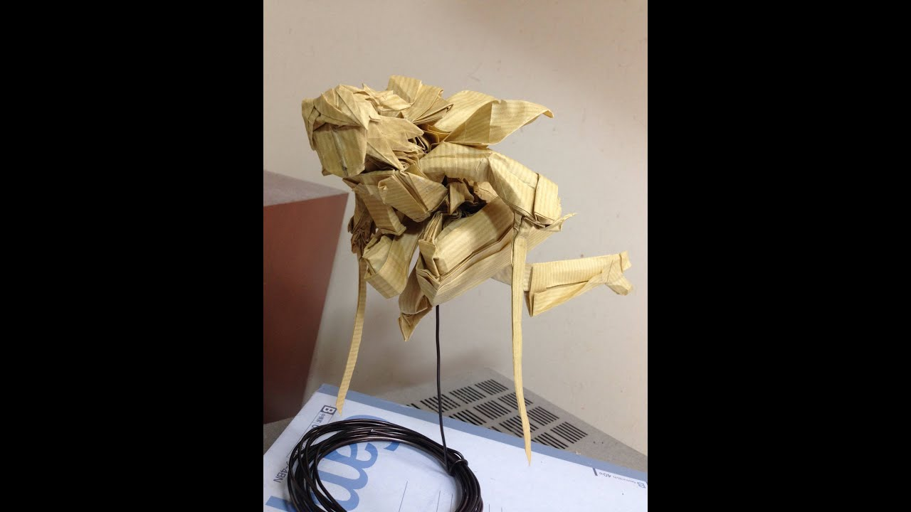 origami attack 28 images origami shark attack origami