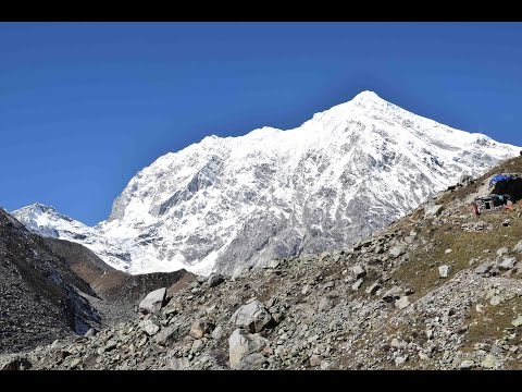 Trek to Satopant lake and Swargarohini Glacier.