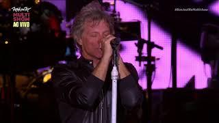 Скачать Bon Jovi Rock In Rio 2017 Have A Nice Day