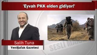 Salih Tuna : 'Eyvah PKK elden gidiyor!'
