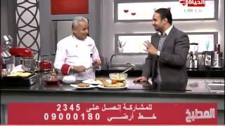 برنامج المطبخ -طريقة عمل بان كيك الشوفان وقرع العسل  – الشيف يسري خميس – Al-matbkh