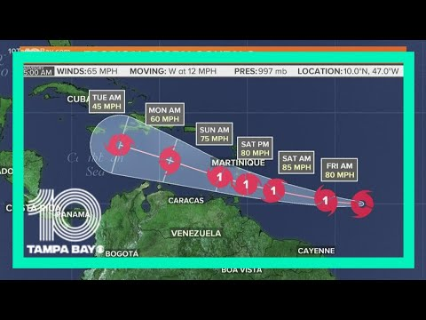 tropical-storm-gonzalo-strengthening,-likely-hurricane-today