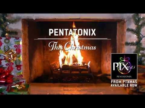 [Yule Log Audio] This Christmas - Pentatonix