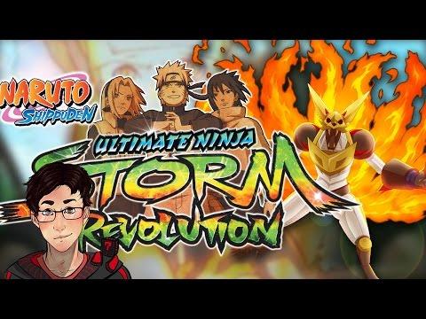 Naruto Shippuden: Ultimate Ninja Storm Revolution - Naruto Naruto - Episode 5!