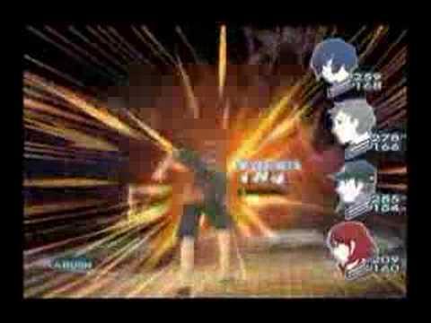 Atlus USA Trailer: Persona 3 FES