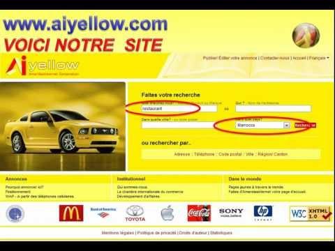 aiyellow.com PRESENTATION MAGREB Barduzzi 11 SEPTEMBRE amarelas internet