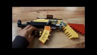 Fully Automatic Lego AK-47 (working)