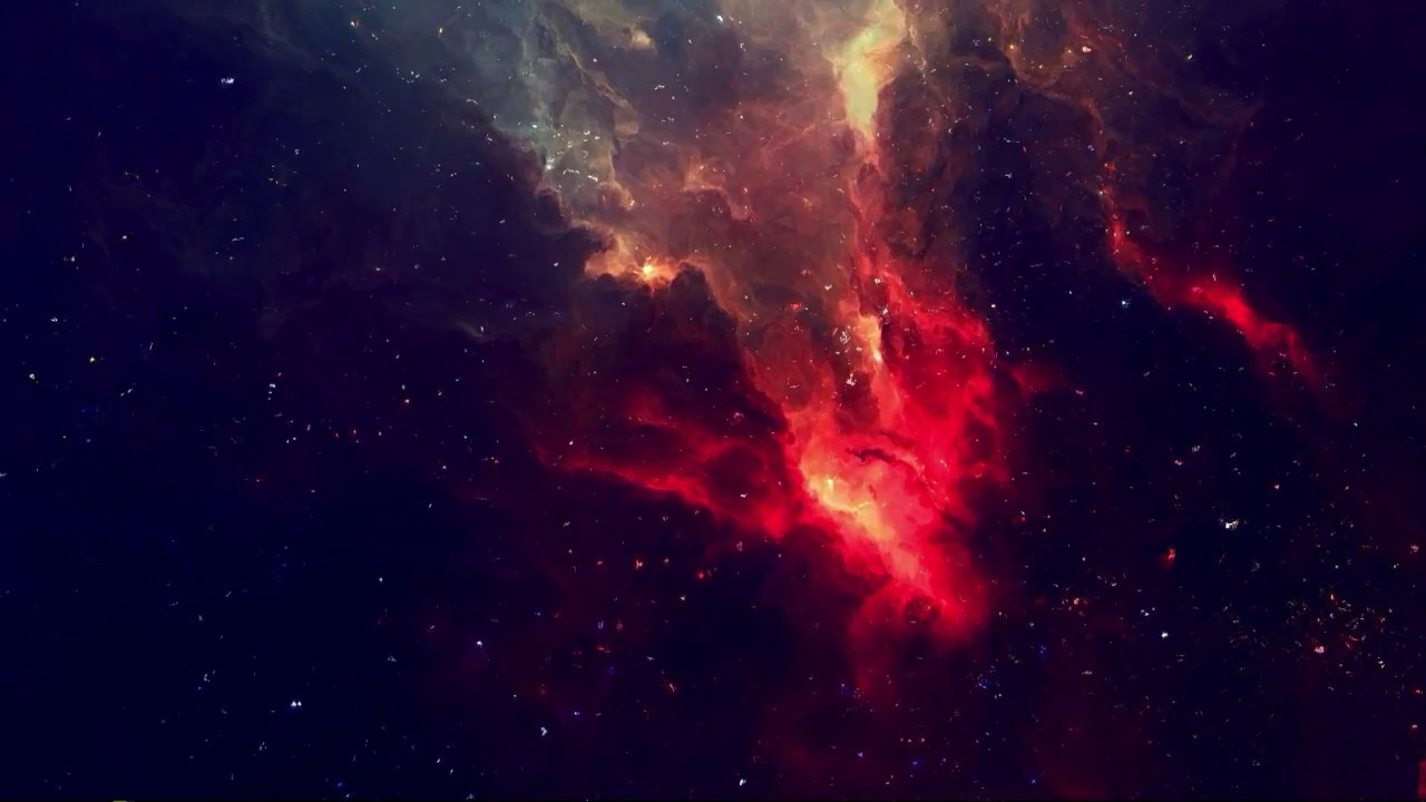 (Wallpaper Engine) Background Space Fire Dust