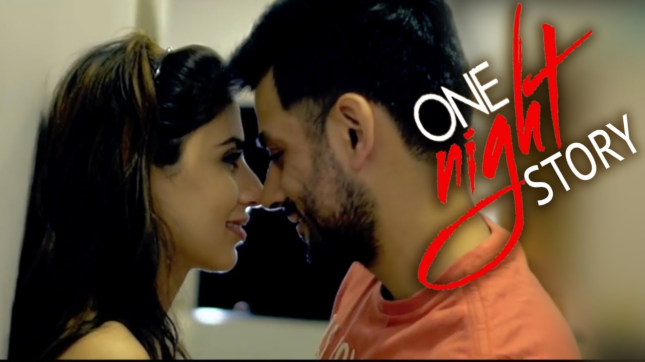 Short hindi love story film (2018) One night stand with Husband