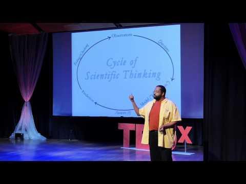 The scientific method is crap: Teman Cooke at TEDxLancaster