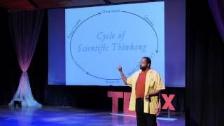 The scientific method is crap: Teman Cooke at TEDxLancaster