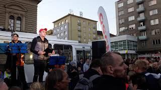 Loučení s trolejbusy 14 Tr v Opavě. / Saying Goodbye to the Opava's 14 Tr Trolleybuses