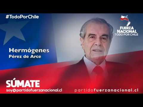 🇨🇱💪Fuerza Nacional, El único partido de Derecha, que reconoce el legado del Gobierno Militar