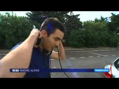 Radio VINCI Autoroutes sur France 3 Rhône-Alpes - Le 15 août 2015