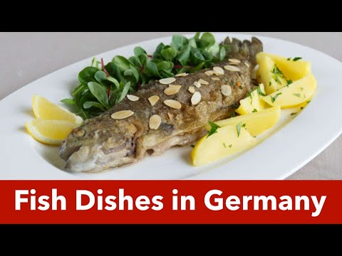 3 Fish Dishes To Try Germany - German Fish Specialities - Fish Dishes Frankfurt
