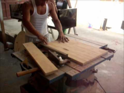 Proceso de fabricaci n de mesa para ni youtube - Como hacer una mesa abatible ...
