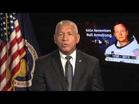 Armstrong Remembered by NASA Administrator