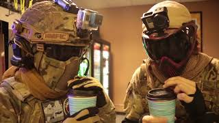 High Ground Coffee! Ft. Head Hunters Airsoft