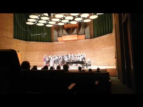 App State Music Department - Vocal - Alumni Concert Part 2 - April 23rd, 2016