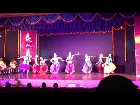 Parasakthi Janani Bharatanatyam performance
