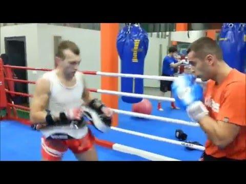 Zagreb Muay Thai Gym holiday training