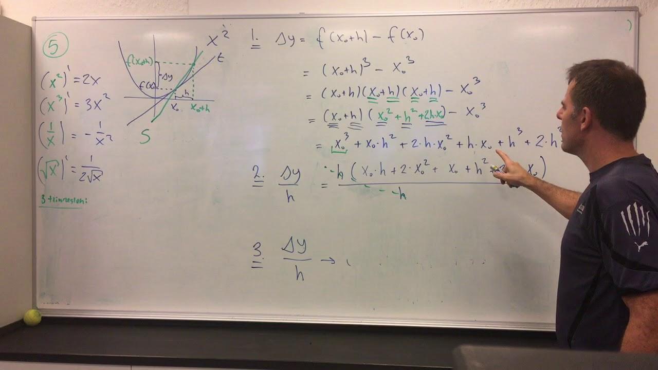 MAA Eksamensspg. 05 Differentialregning (2017)