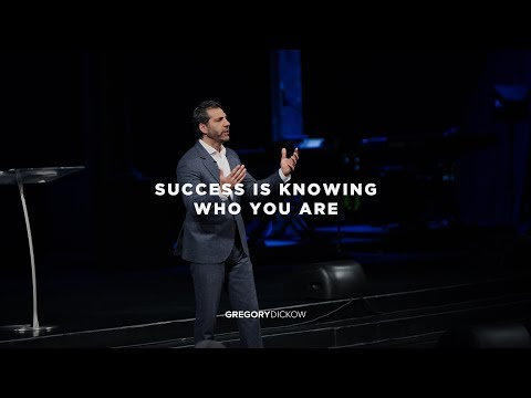 Success Is Knowing Who You Are