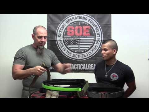 SOE Belt Rant And Knowledge