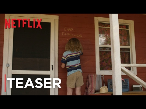 Wet Hot American Summer: First Day of Camp - Cast Confirmation - Netflix - HD video