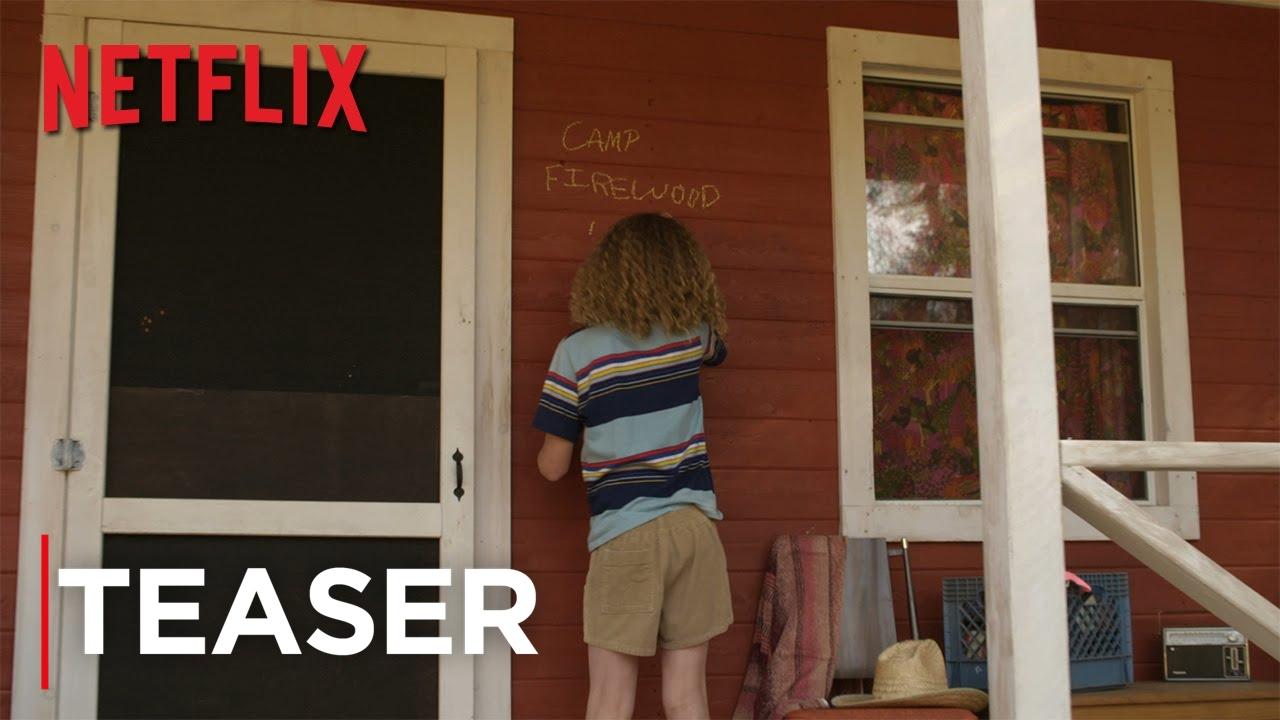 New On Netflix Visual Feed