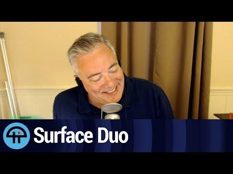 Should Surface Duo Run Windows?