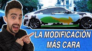 LA MEJOR MODIFICACIÓN DE MI AUTO! (Suspensión de aire)