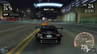 Need for speed no limits ||Subaru Brz vs Toyota Supra||