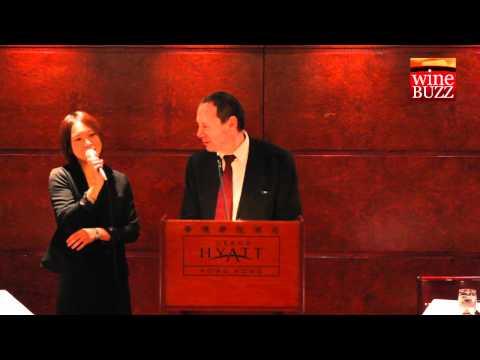 Royal Oak's 2011 Bordeaux En Primeur Seminar at Grand Hyatt Hong Kong