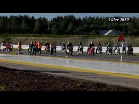 Vålerbanen 2010, Nasjonal (Race 2), del1