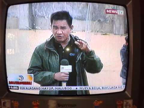 Cabanatuan City,NuevaEcija Binulaga ng Flash Flood
