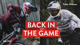Back In The Game - Fabio Wibmer & Vali Höll In Saalbach