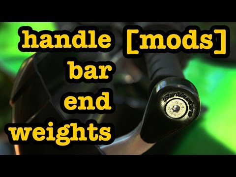 [mods]-barkbusters-handle-bar-end-weights-installation